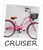 Rowery cruiser